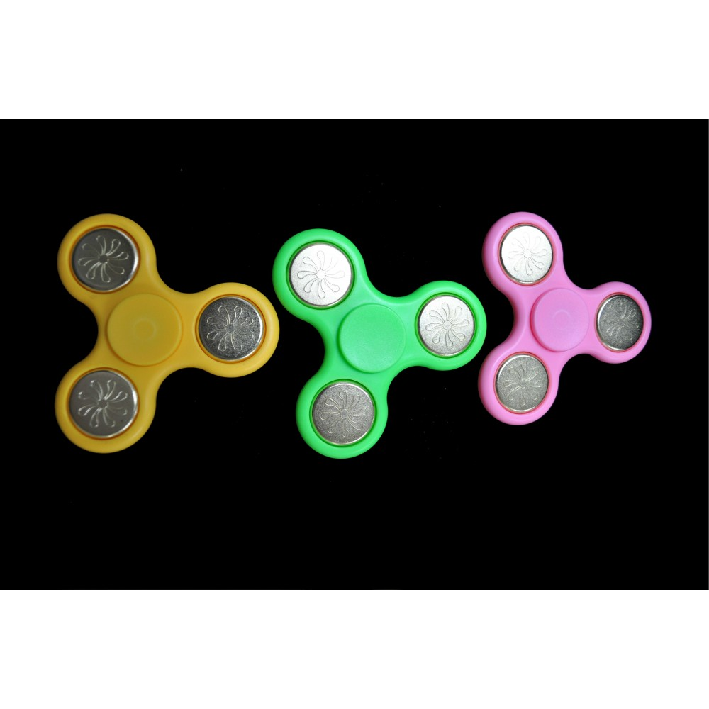 ASSORTED COLOR FIDGET SPINNER (1 PIECE)
