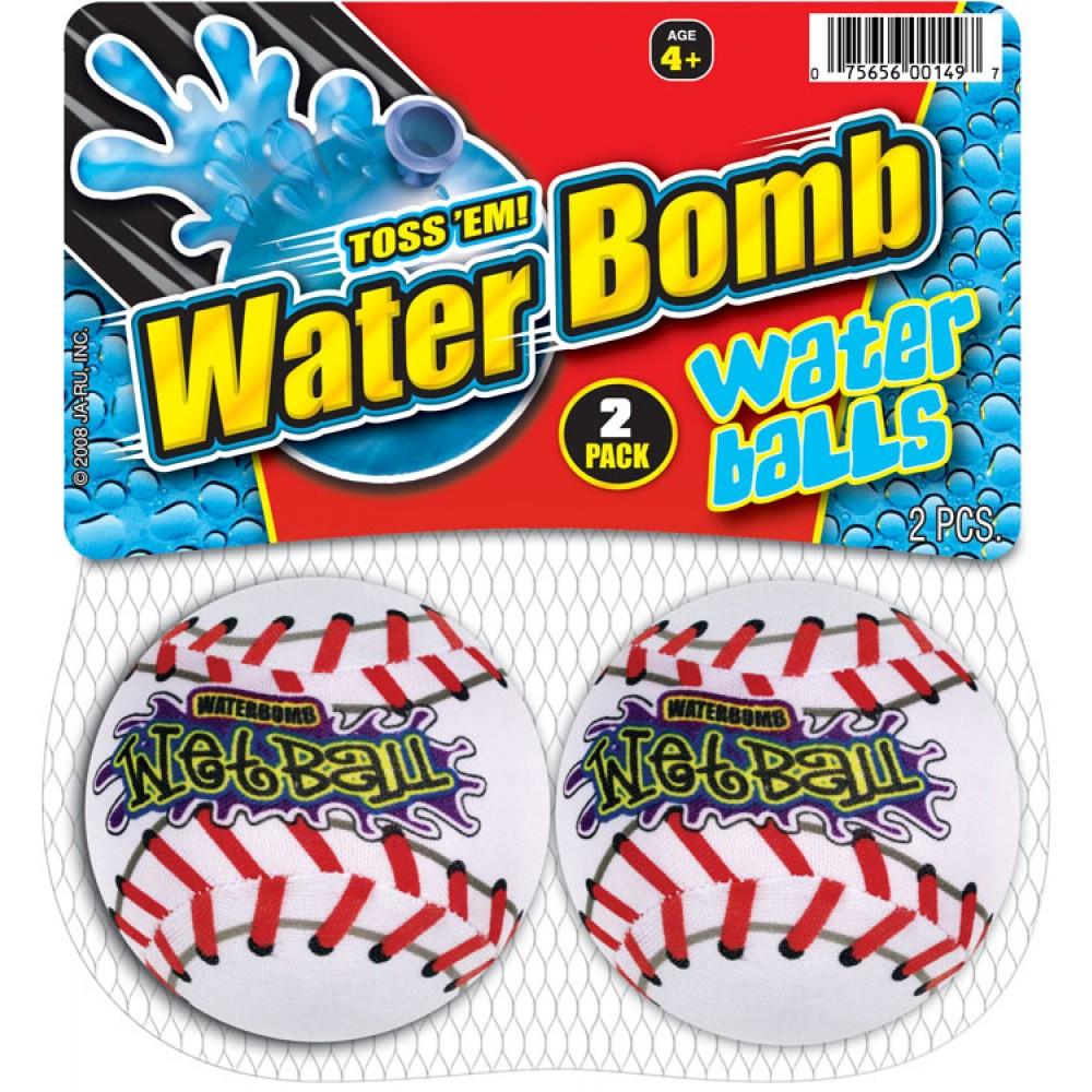 SPORT WATER 2 PACK BALLS (1 PACK)