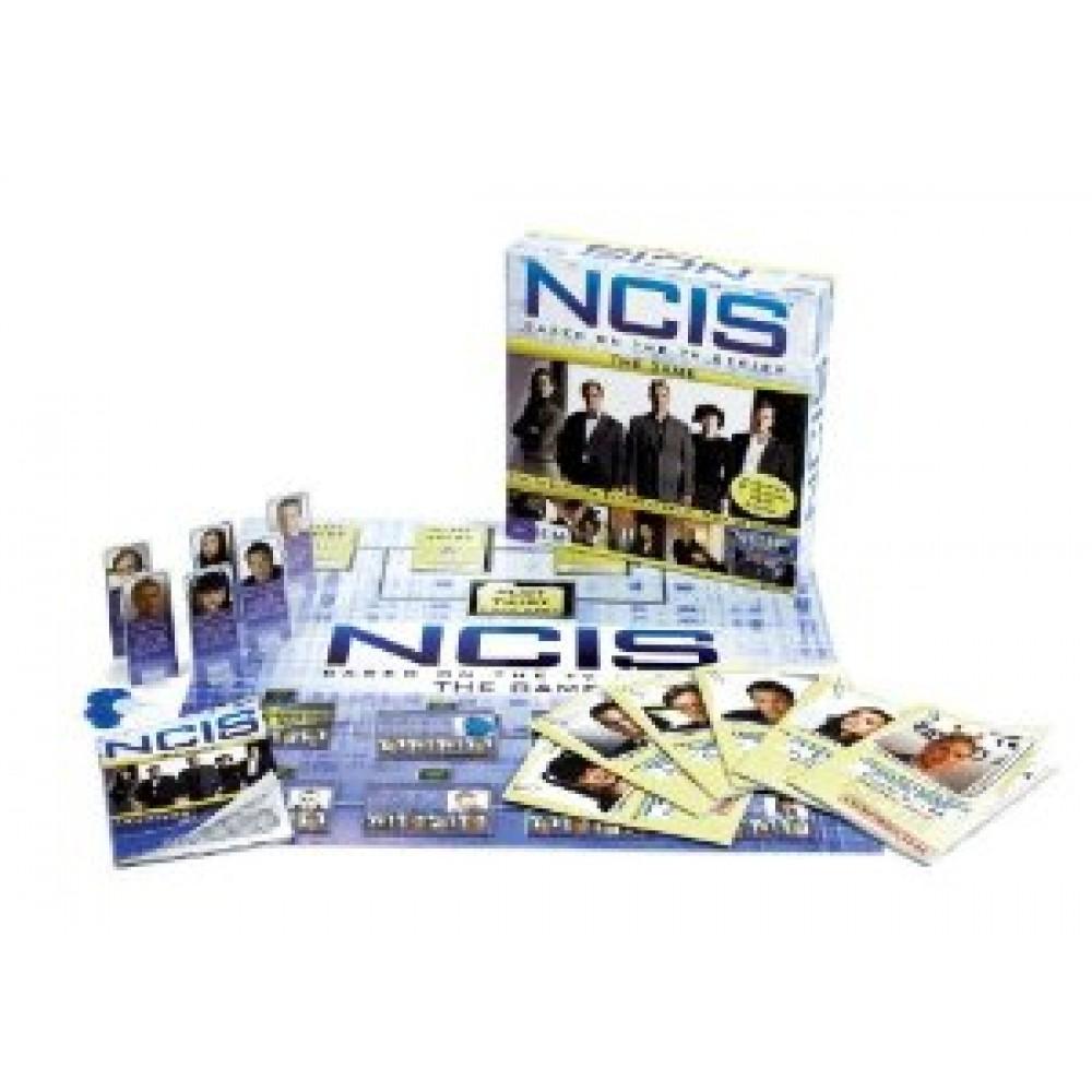 NCIS BOARD GAME (1 PIECE) e15d0a9a1ad1