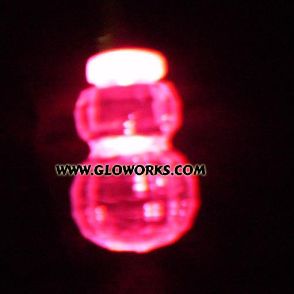 LED TRIPLE BALL NECKLACE (1 DOZEN)