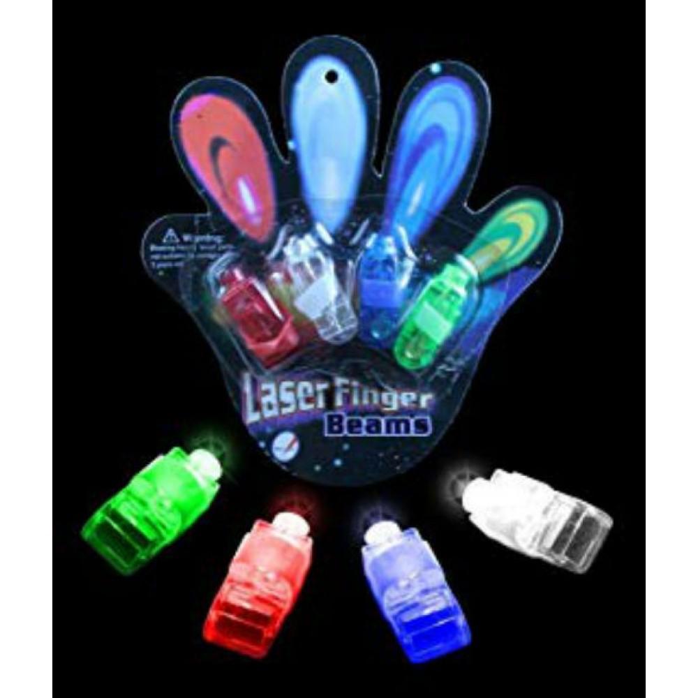 FLASHING LED FINGER LIGHT (1 PIECE)