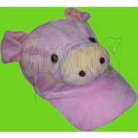 PINK PIG CAP HAT (1 PIECE)