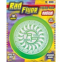 "9"" 70 GRAM RAD FLYING DISC (1 PIECE)"