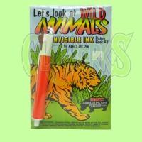 INVISIBLE INK WILD ANIMALS (1 PIECE)
