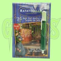 MAGIC PEN PAINTING RATATOUILLE ACTIVITY BOOK (1 PIECE)