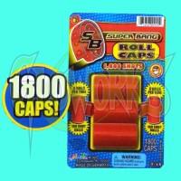 1800 SHOTS ROLL CAPS (1 CARD)