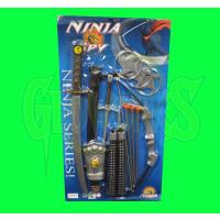 NINJA SET #2 (1 PIECE)