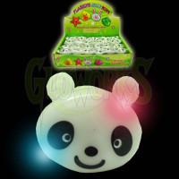 Flashing Squeeze Panda Ring (1 PIECE)