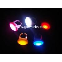 FLAT TOP LED CIRCULAR RINGS (1 PIECE)