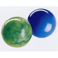 """15"""" MARBLE SWIRL DEFLATED BALL (1 PIECE)"""