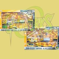 DIE CAST CONSTRUCTION SETS ASSORTED (1 PIECE)