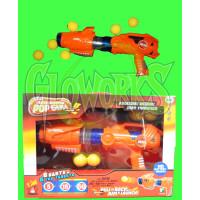 FOAM BALL GUN (1 PIECE)