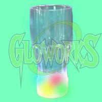 LED GLASS - 12OZ COKE (1 PIECE)