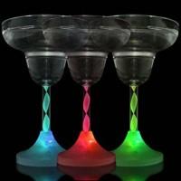 LED GLASS - 9OZ MARGARITA (1 PIECE)