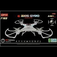 2.4G RC QUAD DRONE W/CAMERA
