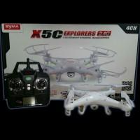 R/C QUAD DRONE W/CAMERA